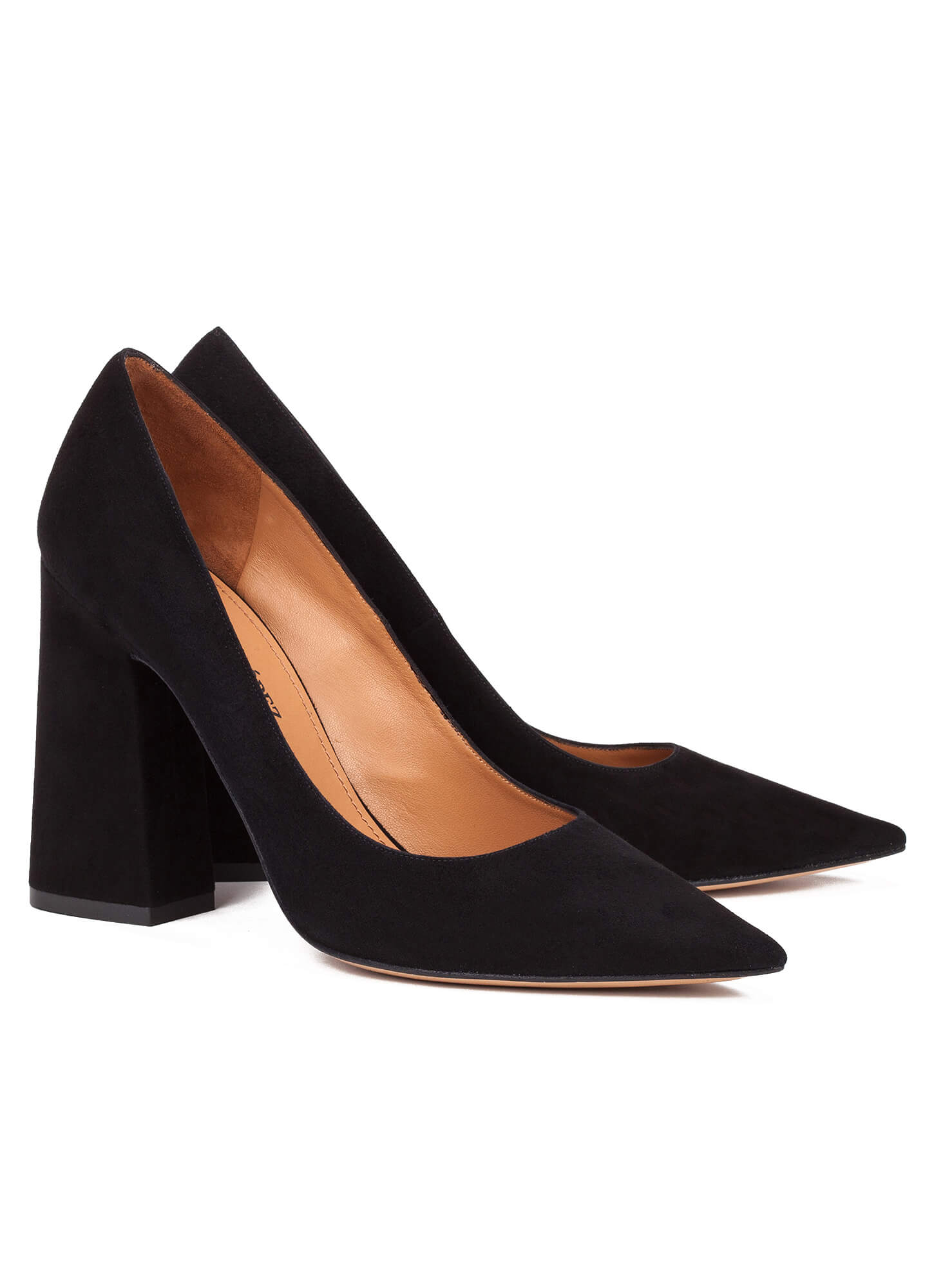 block heel shoes