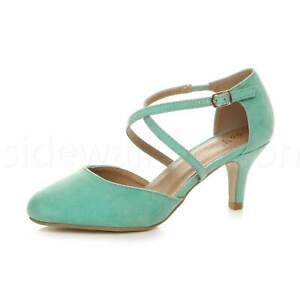 green shoes womens