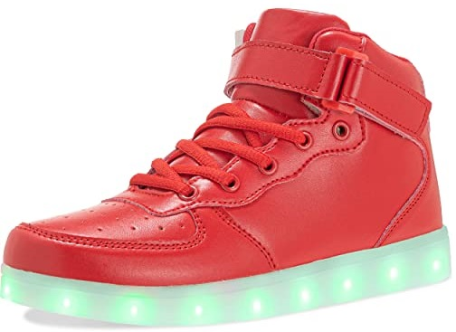 kids light up shoes