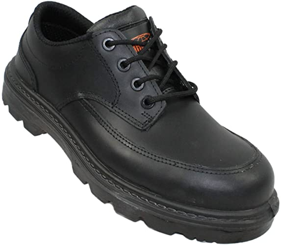 work shoes black